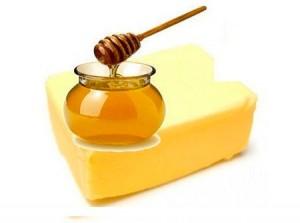 Лечение бронхита с помощью сливочного масла и меда